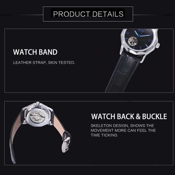 Men's Luxury Mechanical Watch