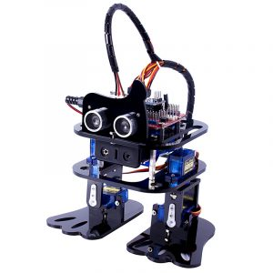Programmable Dancing Robot Kit