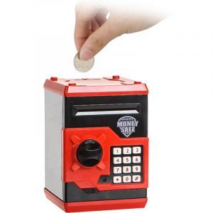 Mini Safe - Piggy Bank