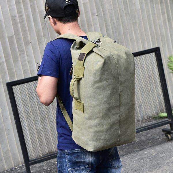 Men's Canvas Shoulder Bag 2