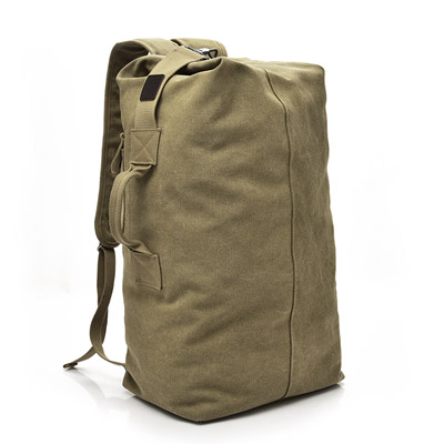 Men's Canvas Shoulder Bag