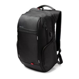 Business Backpack for Laptop - Model A Black