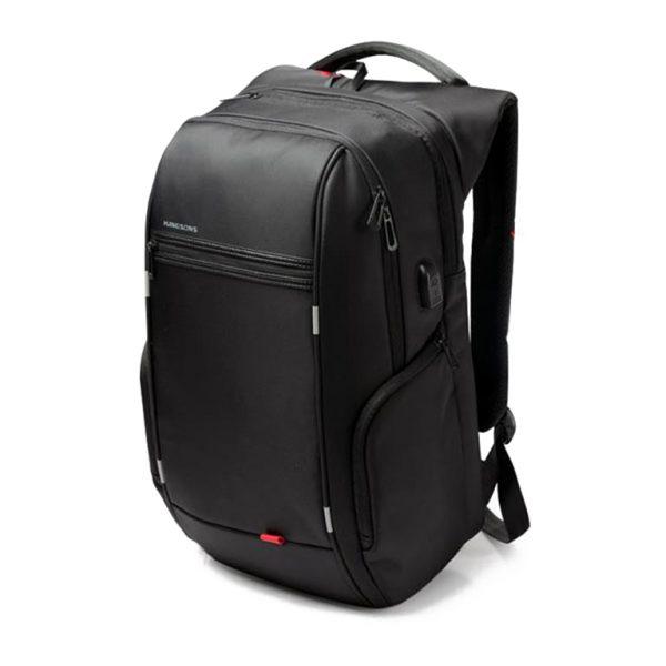 Business Backpack for Laptop - Model A Black