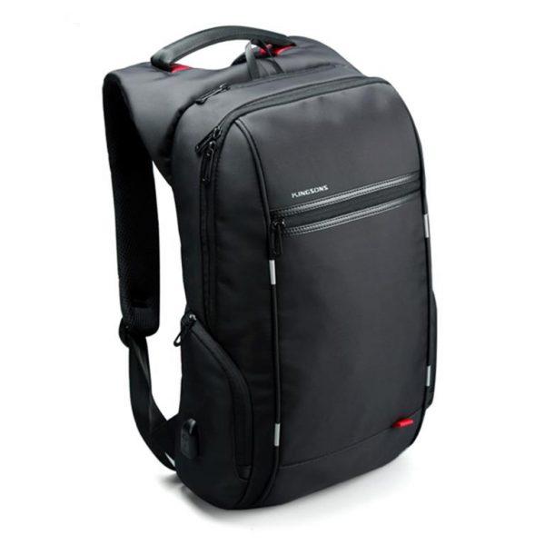 Business Backpack for Laptop - Model B Black