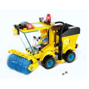 Kids-Educational-Toys-Sweeper-Model-Assembly-Kit