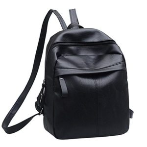 Womens-Leather-Backpack-School-Bag