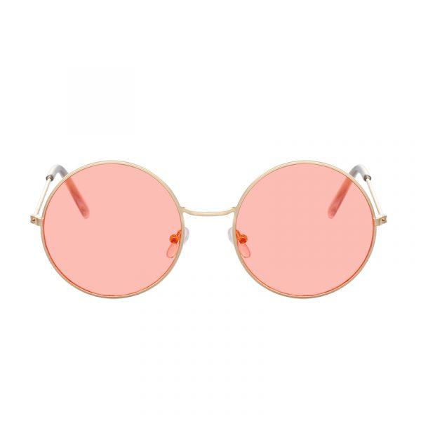 Women's Round Mirror Sunglasses 4