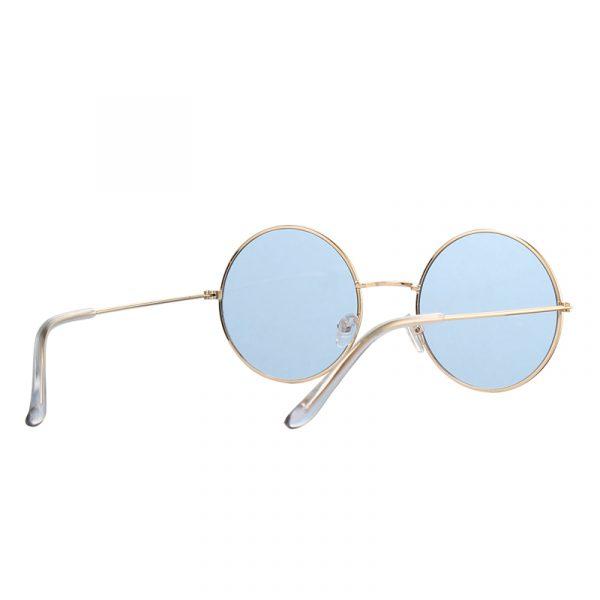 Women's Round Mirror Sunglasses 5