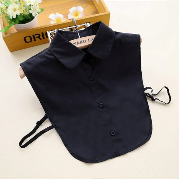 Women's Fake Blouse Top Accessory