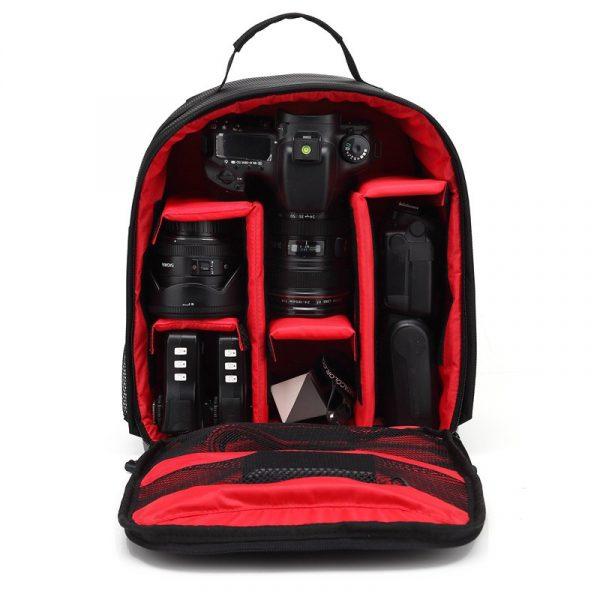 Multi-Functional DSLR Camera Bag
