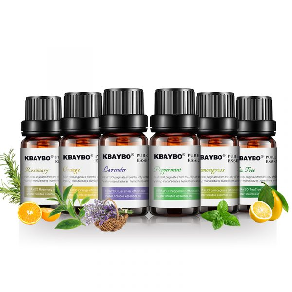 6 Essential Oils for Aromatherapy Diffuser