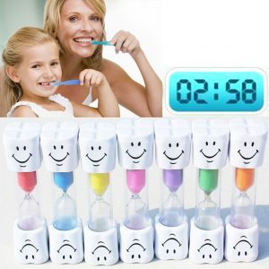 Teeth Brushing Hourglass