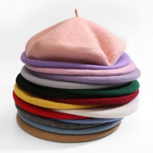 Women's Pure Wool Beret