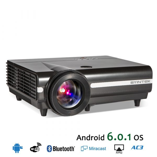 Smart LED Projector For Home Theater 1