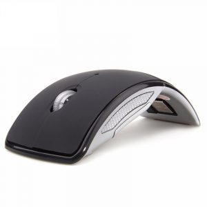 Foldable Computer Travel Mouse