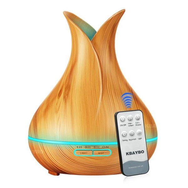 400ml-Essential-Oil-Ultrasonic-Diffuser-Light-Wood