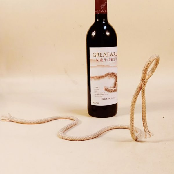 Magic Rope Wine Bottle Stand