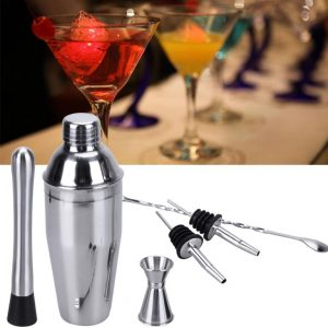 5Pcs Cocktail Maker Set
