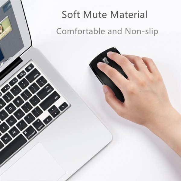 Foldable Computer Travel Mouse - 3
