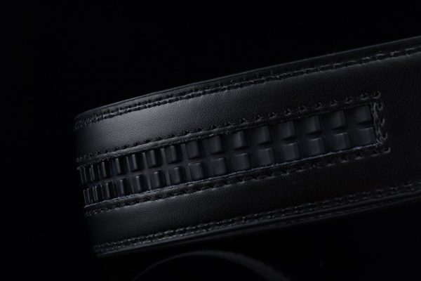 Men's Automatic Buckle Leather Luxury Belts - 6