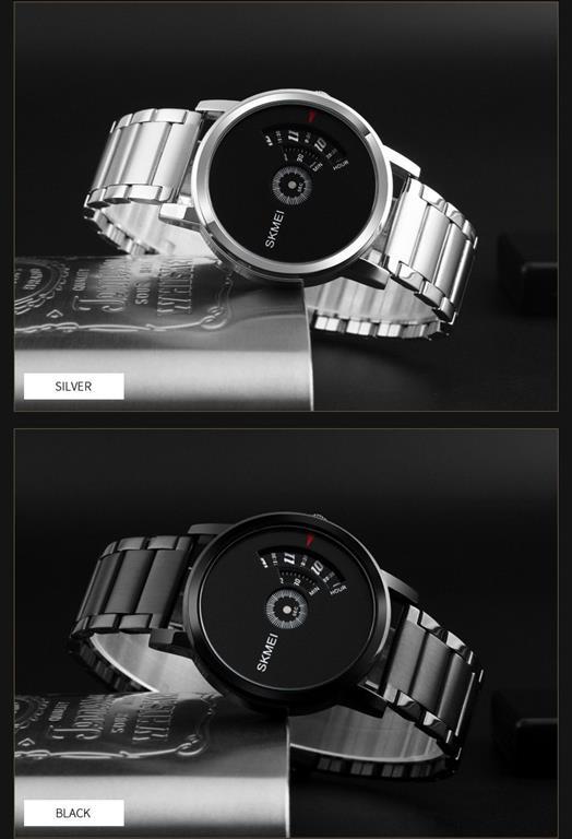 Men's Cool Quartz Watch - Colours 2