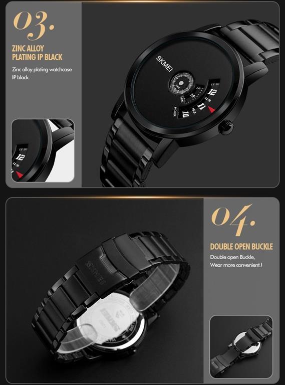 Men's Cool Quartz Watch - Promo 2