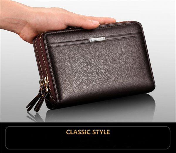 Men's Elegant Business Wallet - 7