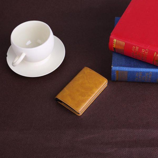 Men's RFID Card Holder - Sample 2