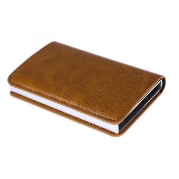 Men's RFID Card Holder - Side