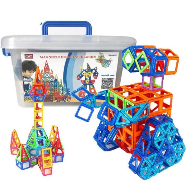 Mini Magnetic Designer Construction Set