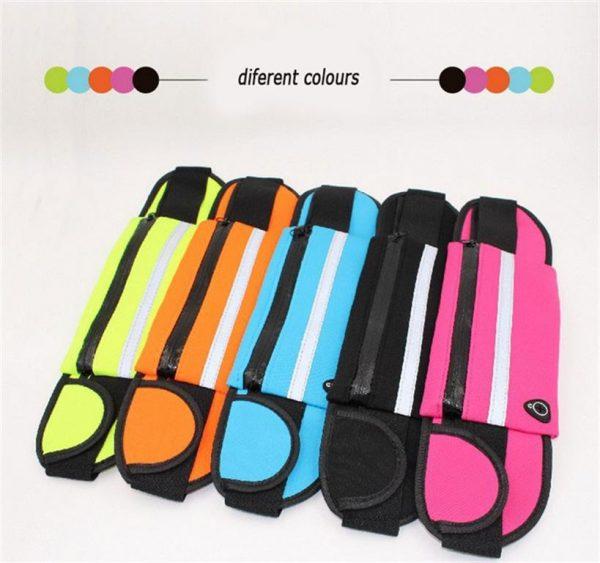 Sports Waist Bag - Colours