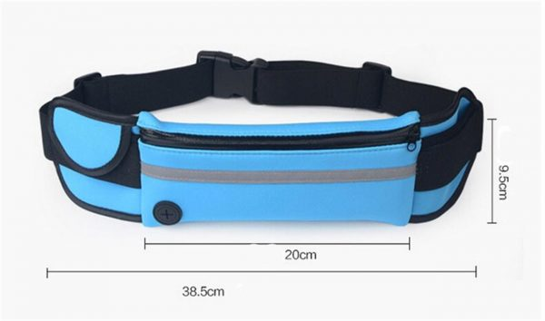 Sports Waist Bag - Size