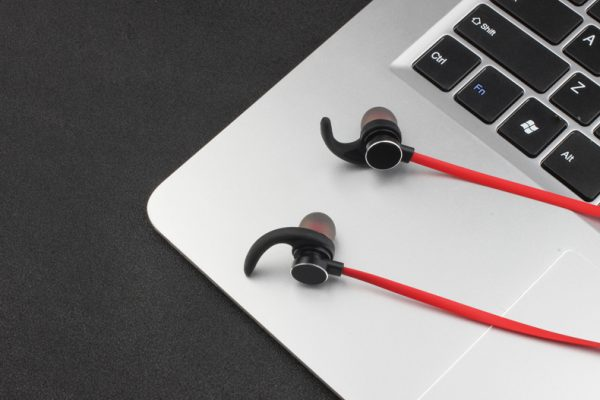 Sports Wireless Bluetooth Earphone - Neckband - 14