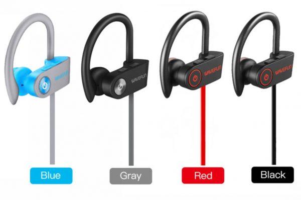 Sports Wireless Bluetooth Earphones - Colours