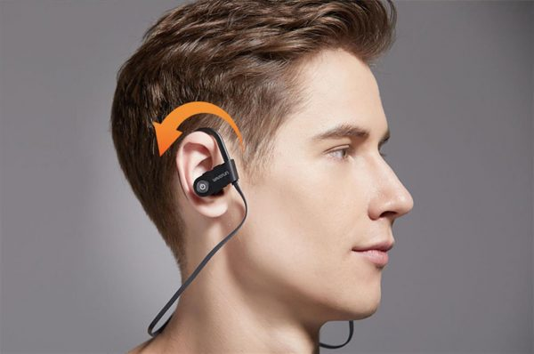 Sports Wireless Bluetooth Earphones - Comfortable