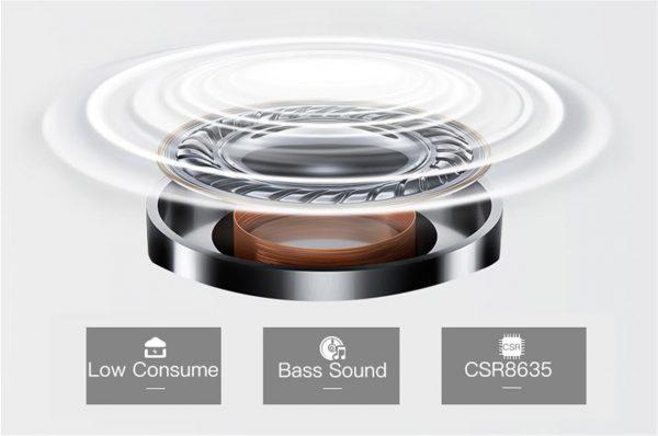 Sports Wireless Bluetooth Earphones - Low Power