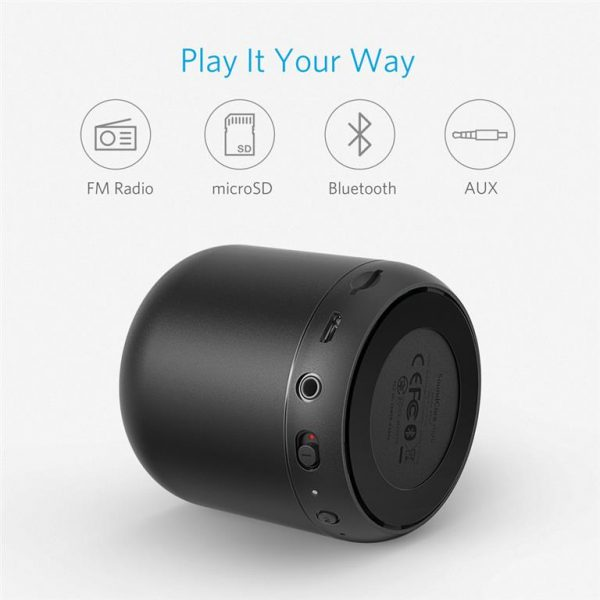 Super-Portable Bluetooth Speaker - 3