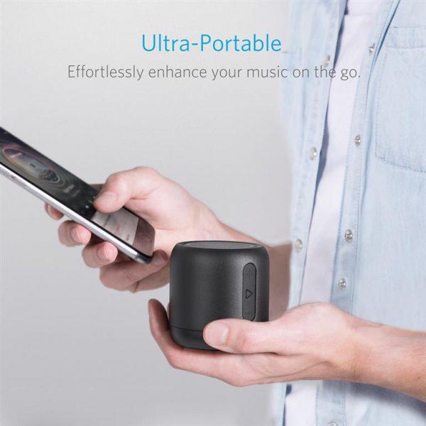 Super-Portable Bluetooth Speaker - 5