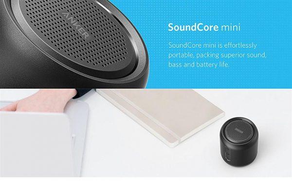 Super-Portable Bluetooth Speaker - Details