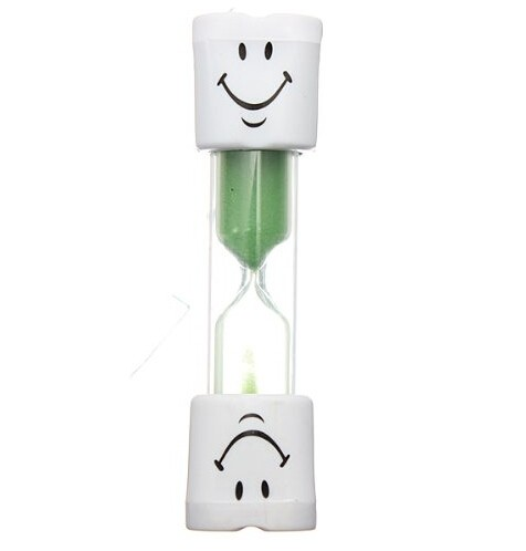 Teeth Brushing Hourglass - Green