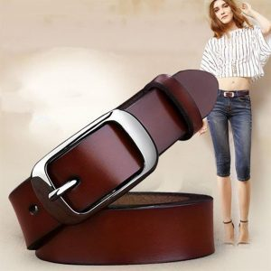 Women's Genuine Leather Fashion Belt