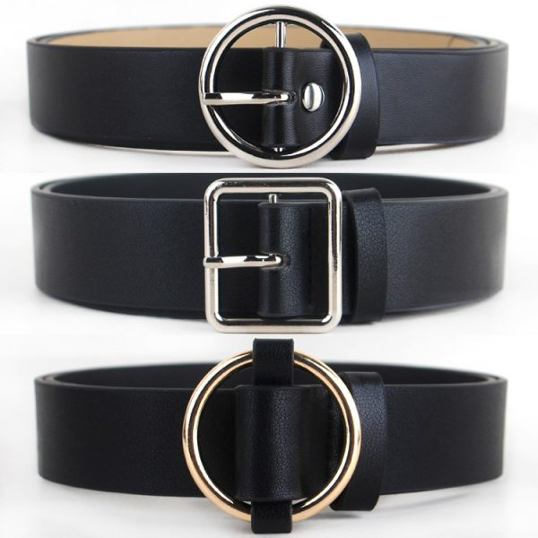 Women's Pin Buckle Belt