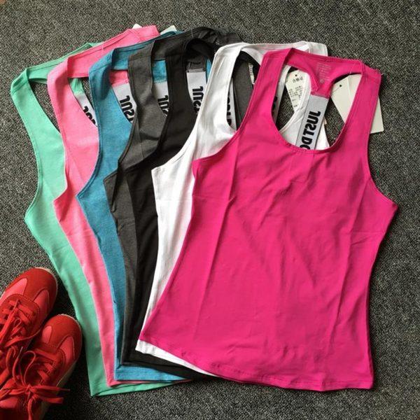 Women's Sleeveless Top - Colours