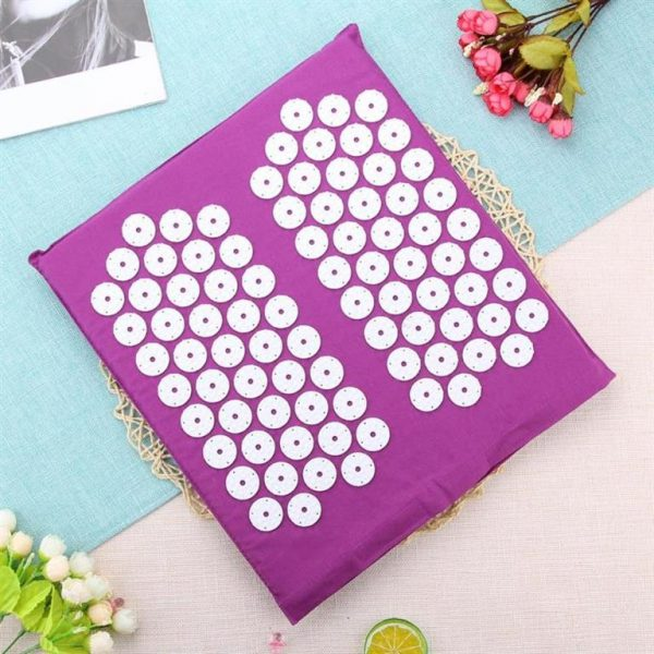 Acupressure Yoga Massager Mat- Sample 5
