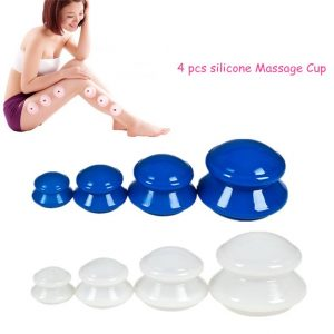 Cupping Therapy Kit - 4 Pieces