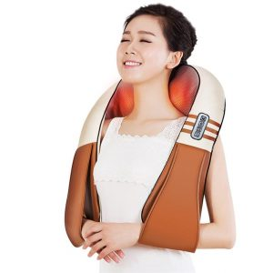 Electrical Shiatsu Back Neck Shoulder and Body Massager