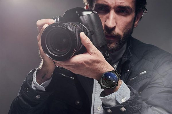 Men's Photographer Series Camera Style Watch - Demo 2