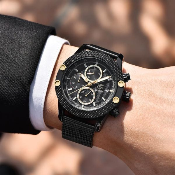 Men's Waterproof Sports Chronograph - Sample