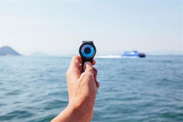 Unisex Digital Minimalist Watch - Sample 4
