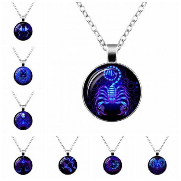 Womens-Zodiac-Pendant